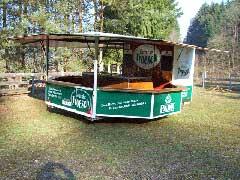 Getränke Troesch Parkbräu Ausschankwagen Peki 2
